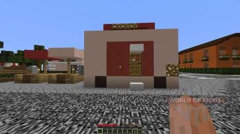 Minecropolis for Minecraft