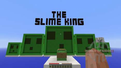 The Slime King for Minecraft
