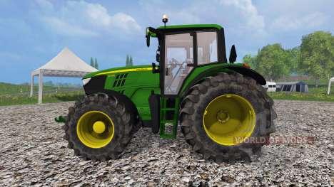 John Deere 6150M for Farming Simulator 2015