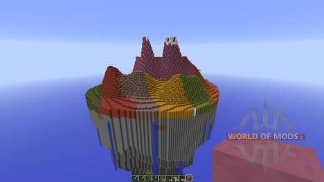 Unicorn Island for Minecraft