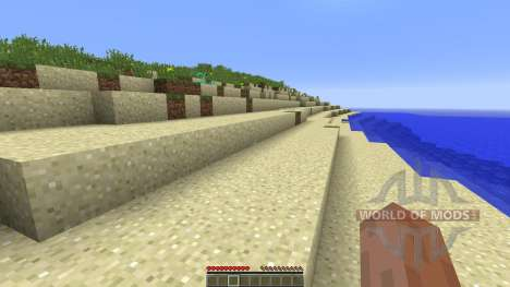 Dento Island for Minecraft