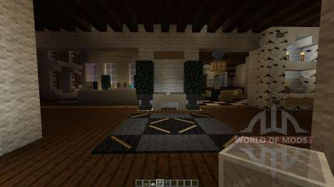 French Country Manor for Minecraft