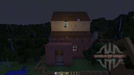 Chicago Style House for Minecraft