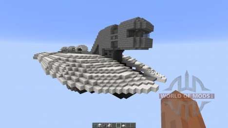 Balkon Light Frigate for Minecraft