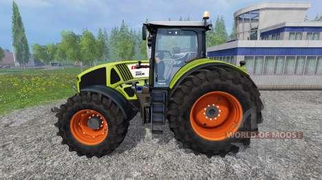 CLAAS Axion 950 v5.0 for Farming Simulator 2015