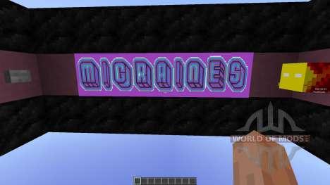 Migraines Puzzle [1.8][1.8.8] for Minecraft
