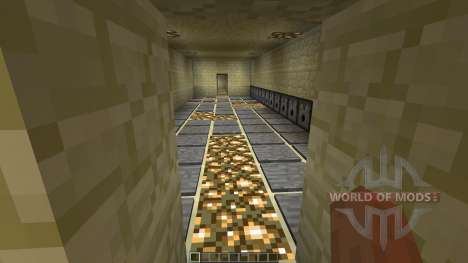 The Temple for Minecraft