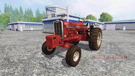 Farmall 1206 fix for Farming Simulator 2015
