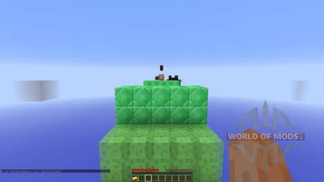 Super Mario Bros Parkour for Minecraft