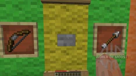 Wizard Boss Battle for Minecraft