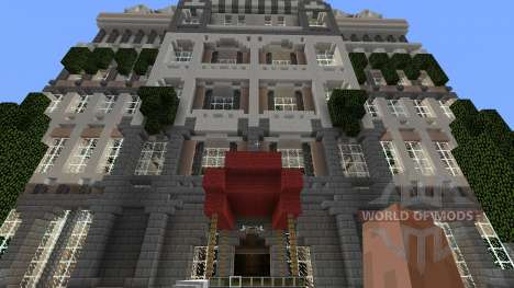 Hotel del Craft for Minecraft