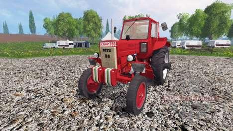 MTZ-80 v1.3 for Farming Simulator 2015