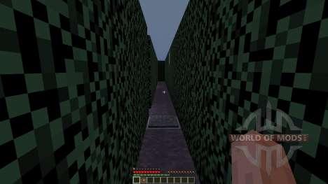 Maze SURVIVAL for Minecraft