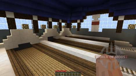 Bowling Map [1.8][1.8.8] for Minecraft