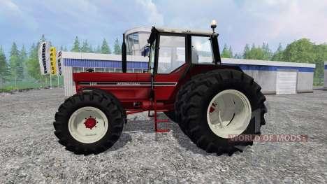 IHC 1455A v2.0 for Farming Simulator 2015