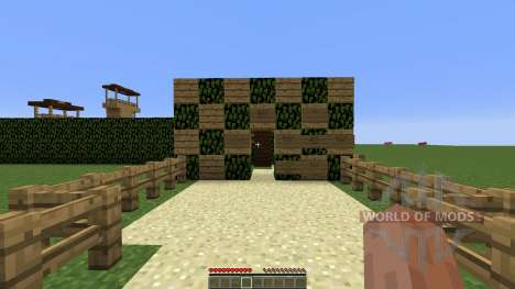 Hedge Maze for Minecraft