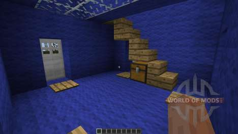 paintball map 8 for Minecraft