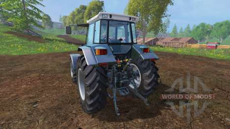 Deutz-Fahr AgroStar 6.31 v1.1 for Farming Simulator 2015