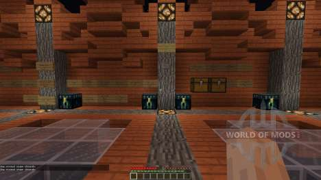 SPIRAL Race for the Wool [1.8][1.8.8] for Minecraft