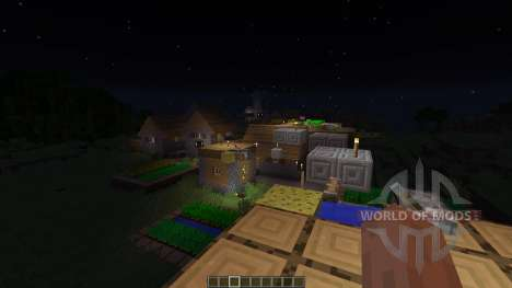 The Dome Parkour for Minecraft
