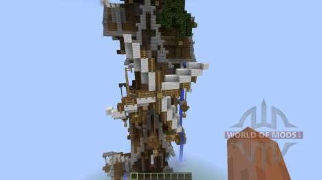 Steampunk [1.8][1.8.8] for Minecraft