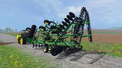John Deere 2720 v2.0 for Farming Simulator 2015