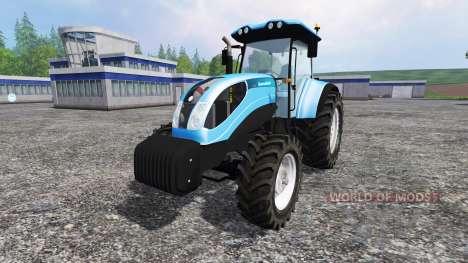 Landini 7.230 for Farming Simulator 2015