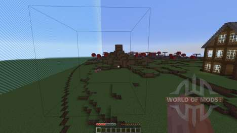 Hunger Games for Minecraft