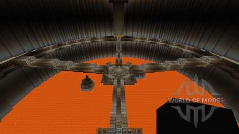 Hub Server Spawn for Minecraft