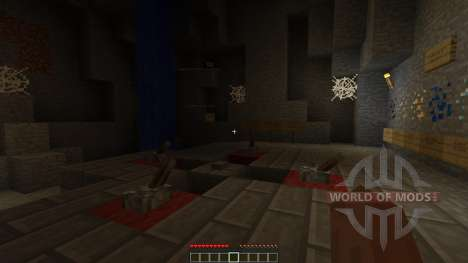 Ore Whacker Map [1.8][1.8.8] for Minecraft