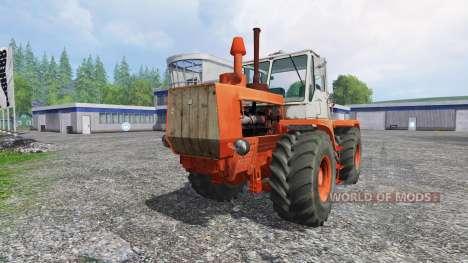 Т-150 v3.0 [edit] for Farming Simulator 2015