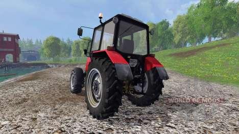 MTZ-892 v2.0 for Farming Simulator 2015