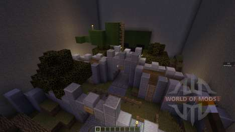 Castle Defense I WIP [1.8][1.8.8] for Minecraft