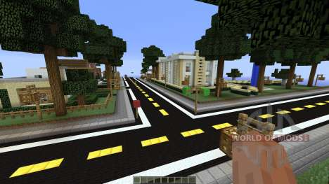 Huge Unbelivable City for Minecraft