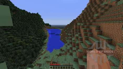 Oerlis Mountain Survival for Minecraft
