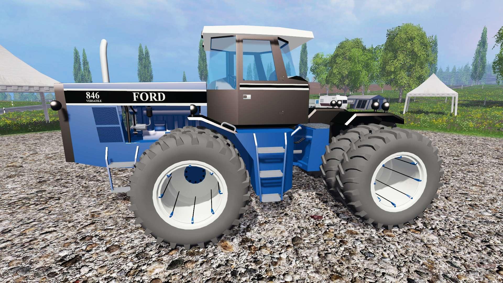 Купить трактор Ford, год 1979, -, в Норвегии. Трактор Форд ...