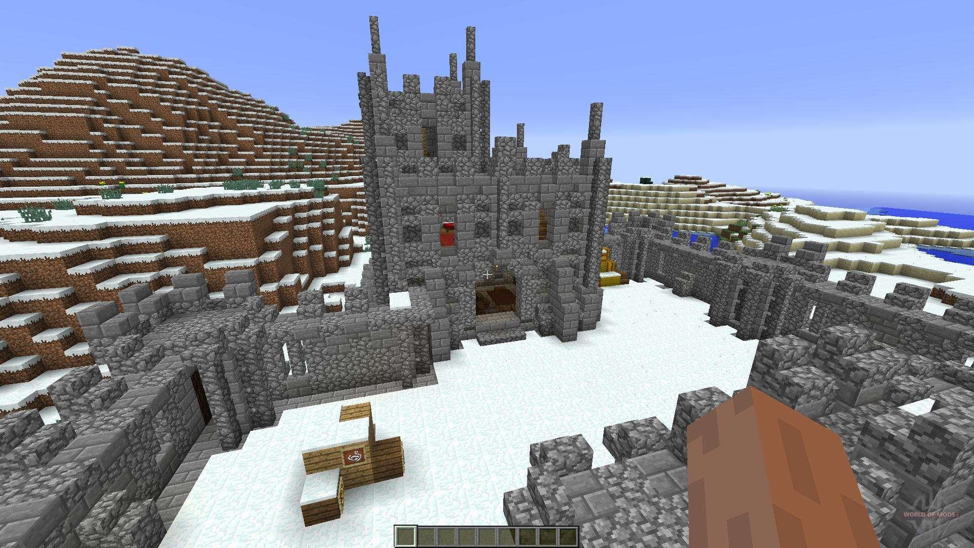 MINI Castle for Minecraft