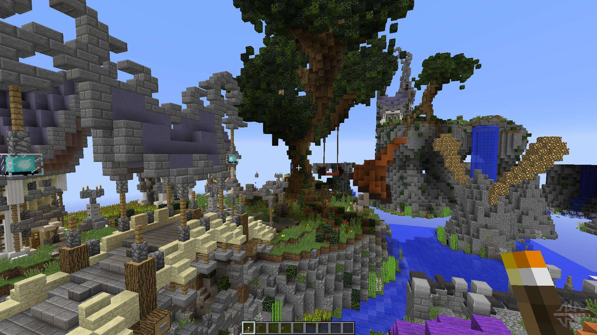pvp map bytecube for minecraft
