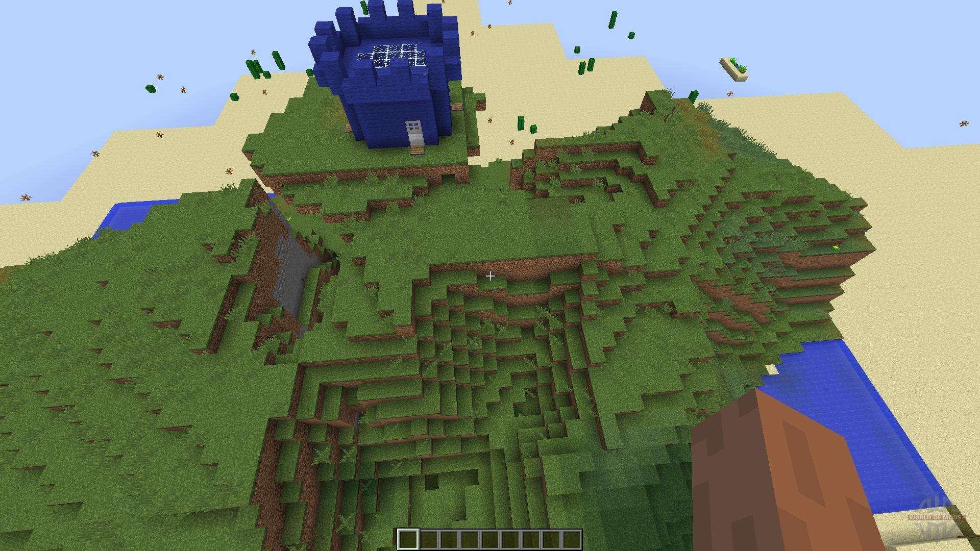 Скачать мод Paintball - пейнтбол для Minecraft 1.8.2/1.8.3 ...