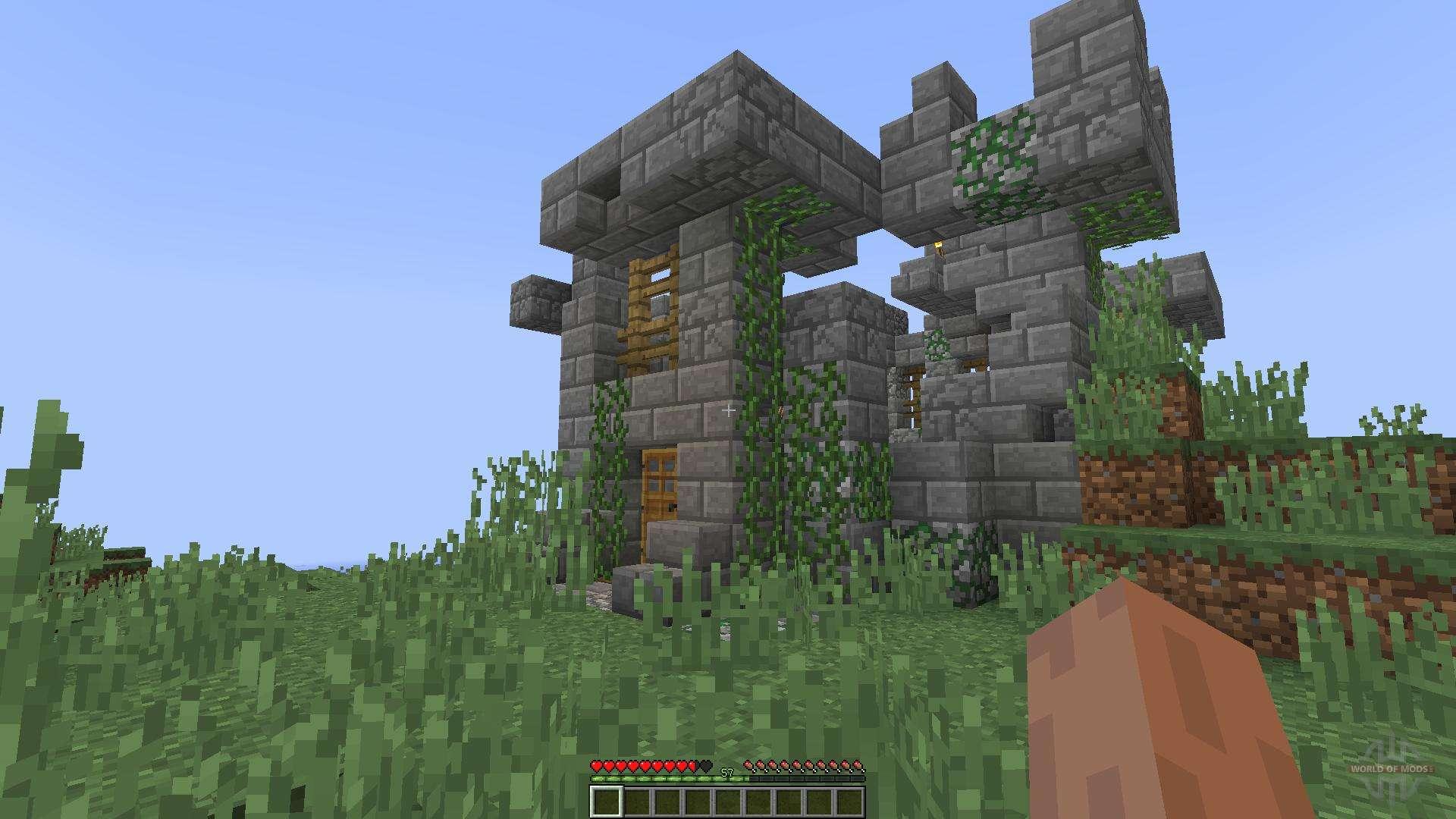 minecraft adventure maps 1.8.1