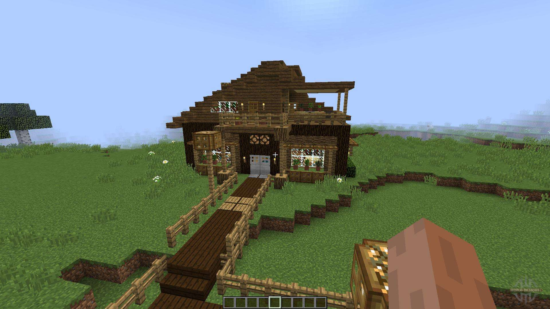 Cozy Cottage Luxurious Modern House For Minecraft - Minecraft hauser installieren