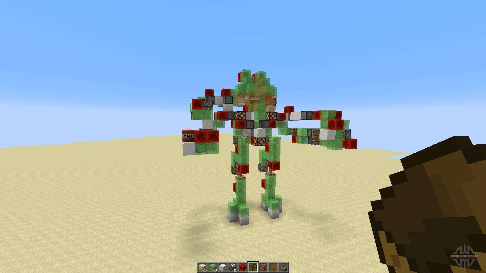 Скачать minecraft 1.7.10 - майнкрафт