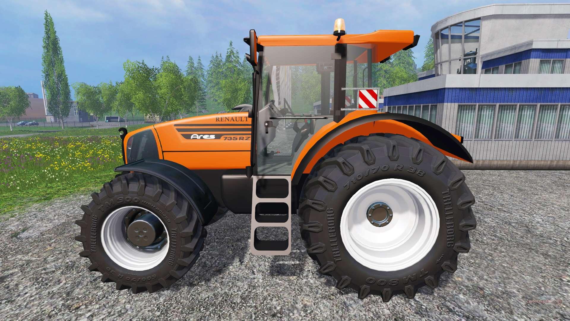 Ares 735 rz for farming simulator 2015
