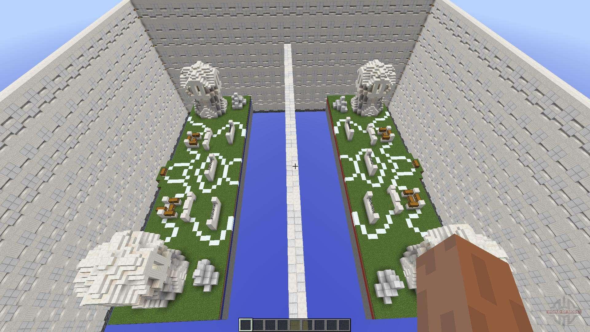 Карты Майнкрафт | Minecraft - Только лучшие!