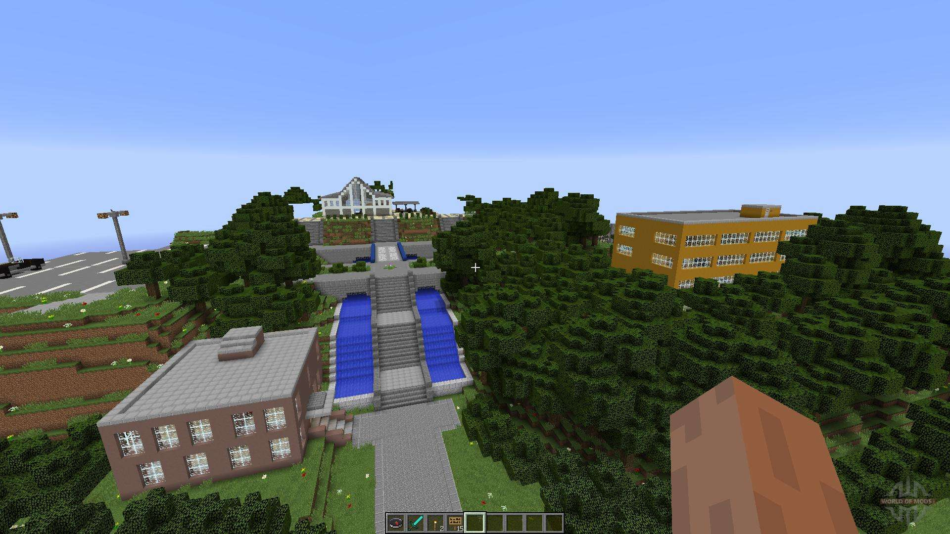 Archery School Map For Minecraft 1.12.2, 1.12.1 | PC Java ...