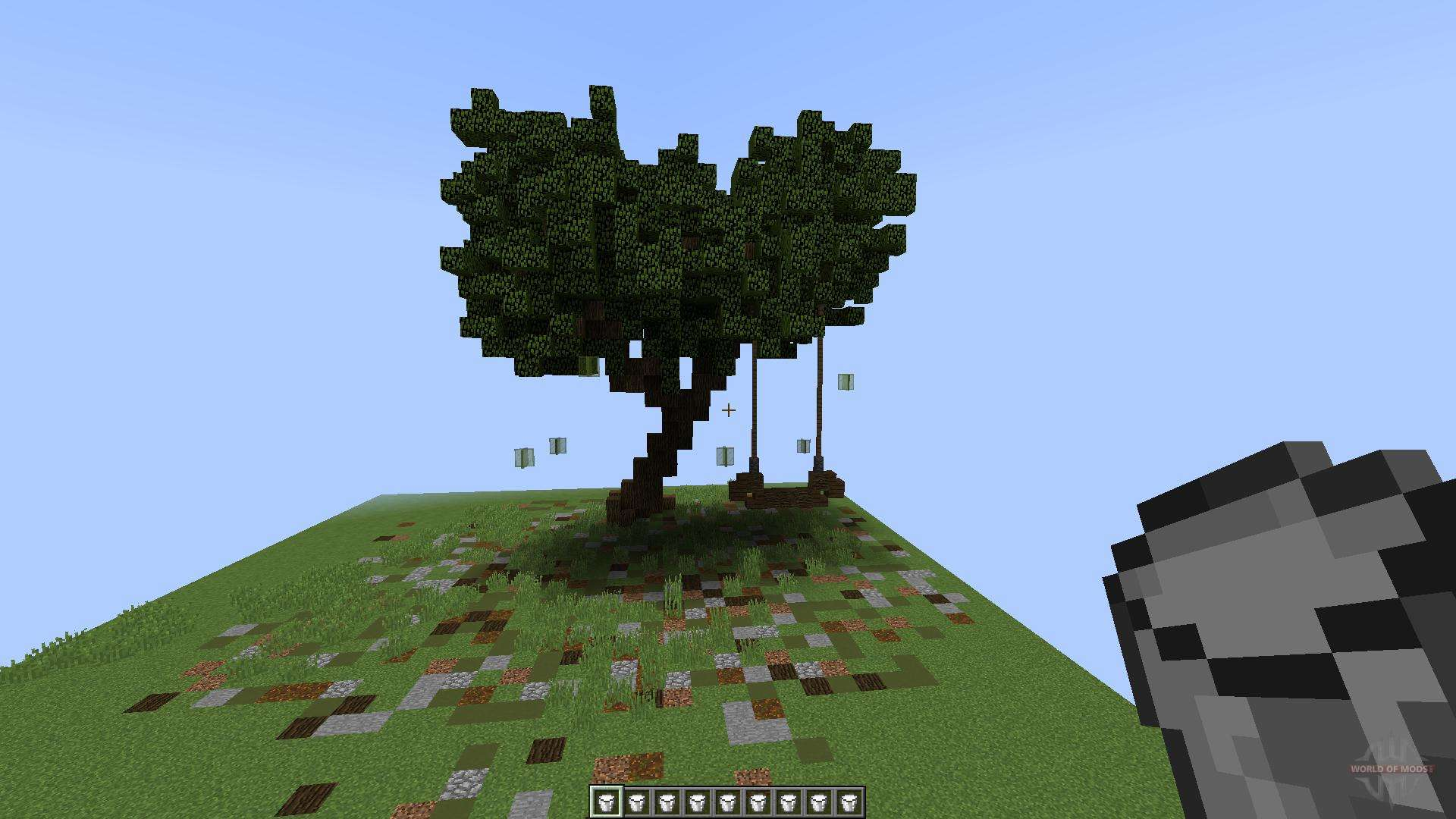 swing tree   minecraft