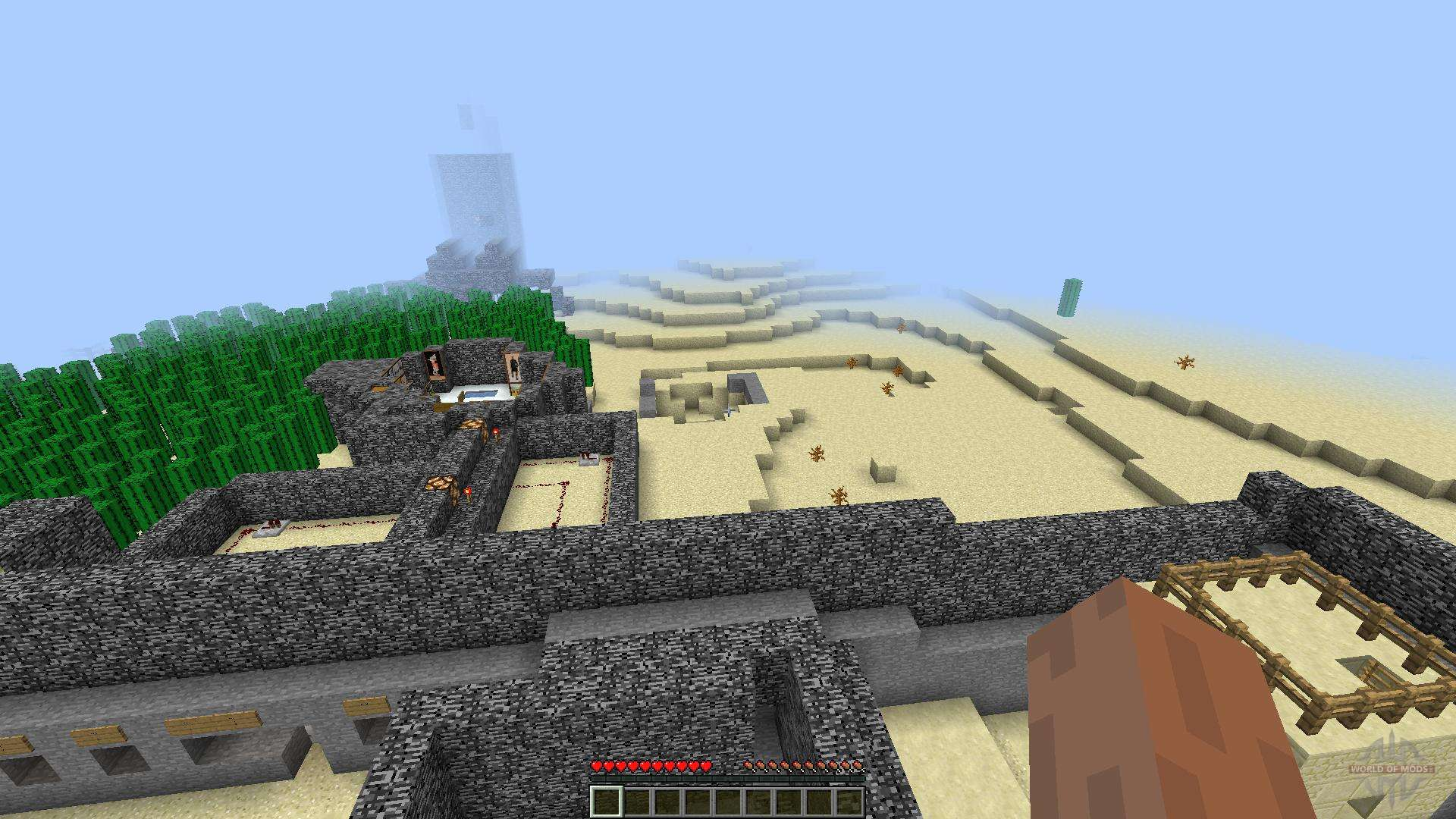 minecraft map 1.8.8