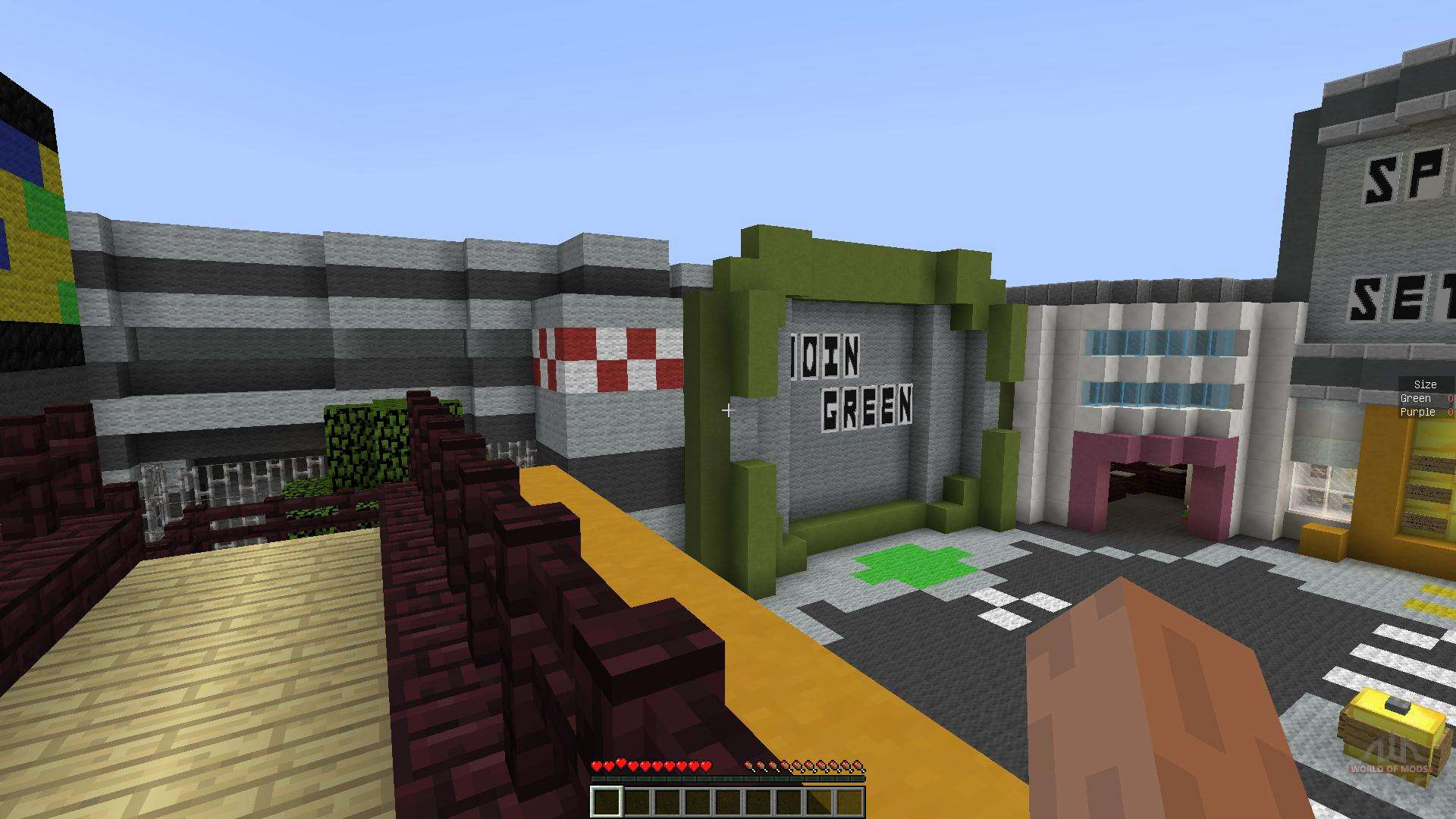 mod minecraft download splatoon
