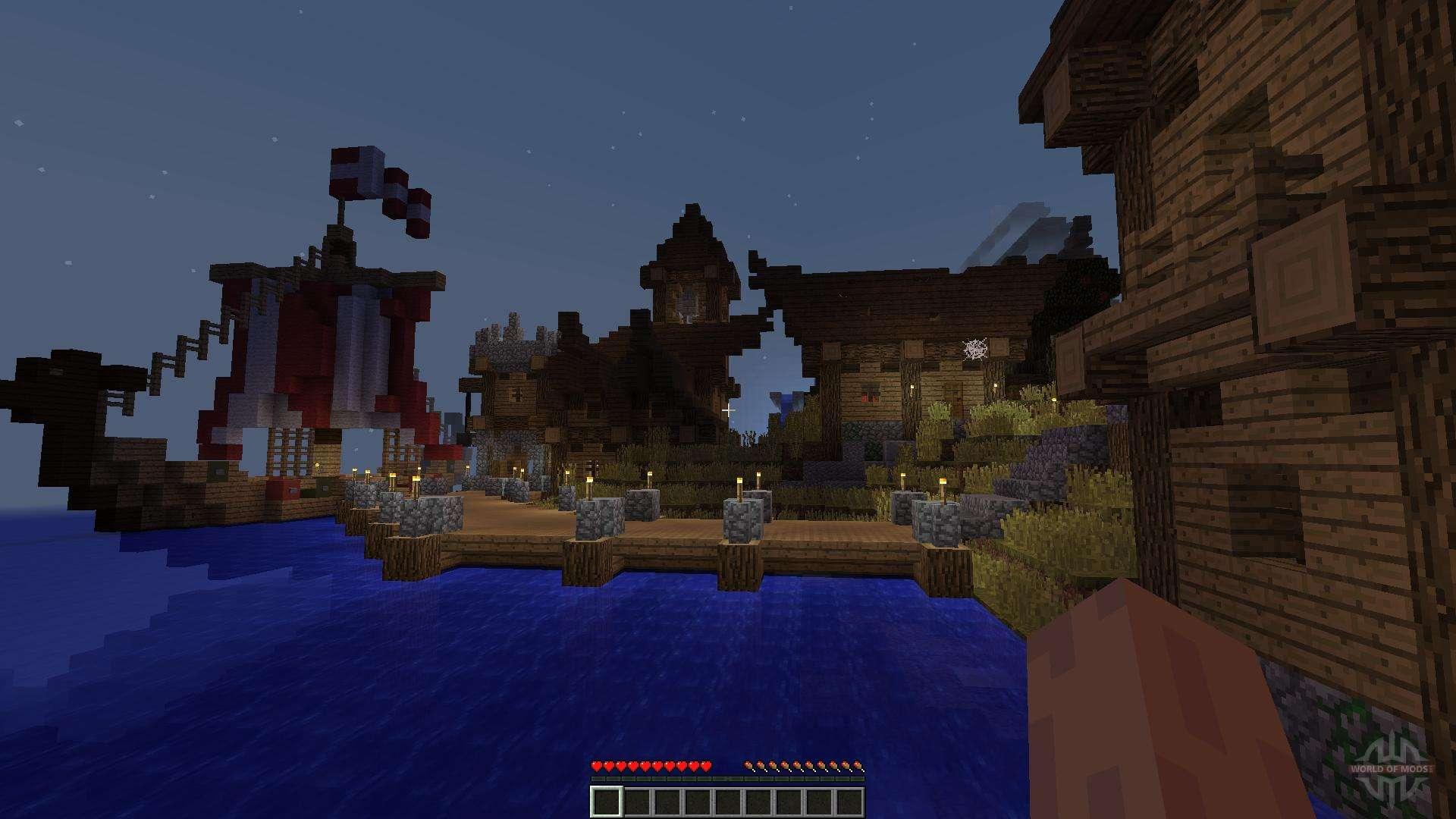 Viking Village 1 8 1 8 8 For Minecraft