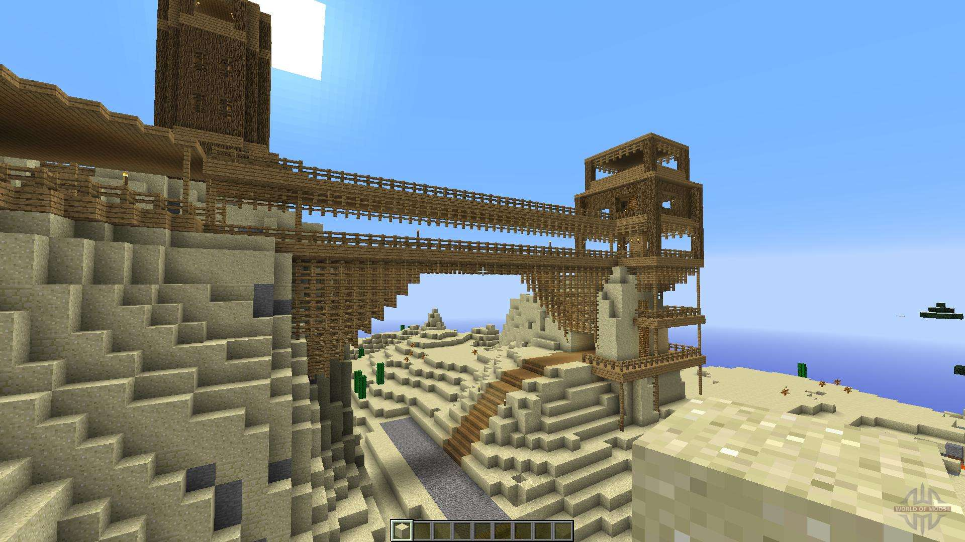 Minecraft City Map For 1 7 10 - Muat Turun z